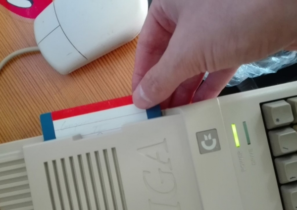 PC Amiga Transfer