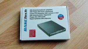 Externes USB-Diskettenlaufwerk